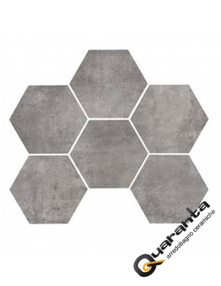 Marazzi clays-lava-cementine esagonali