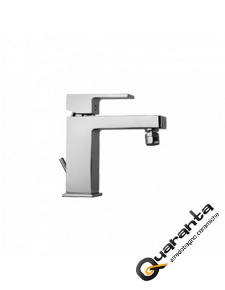 Paini DaxR miscelatore lavabo a muro, bidet, doccia incasso con deviatore e soffione con doccetta