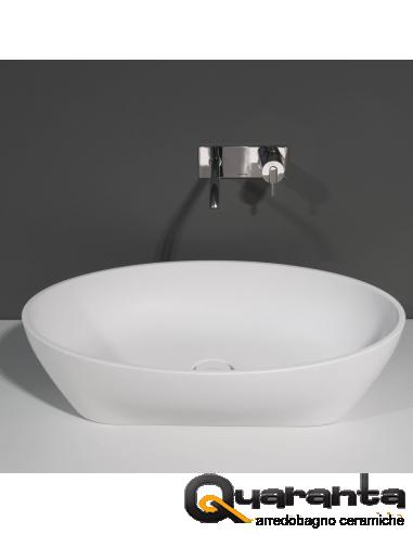 antoniolupi lavabo ovale Solidea...