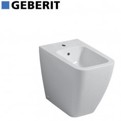 Geberit iCon Square bidet filo muro