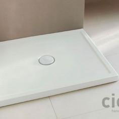 Cielo Sessanta piatto doccia 80x140 H 6 bianco