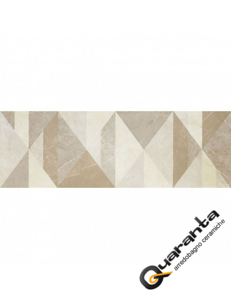 quaranta-ceramiche-golden-cream-tangram-evolutionmarble