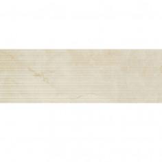 Marazzi Evolutionmarble golden cream struttura Stripe 3D 32.5x97.7
