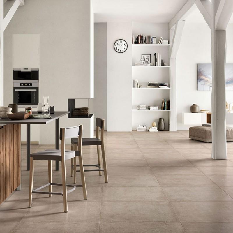 Marazzi Clays Sand 60x60 Mlv3 Quaranta Ceramiche