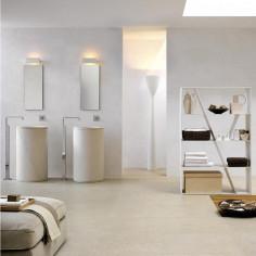 Marazzi Concreta Bianco 32,5x97,7