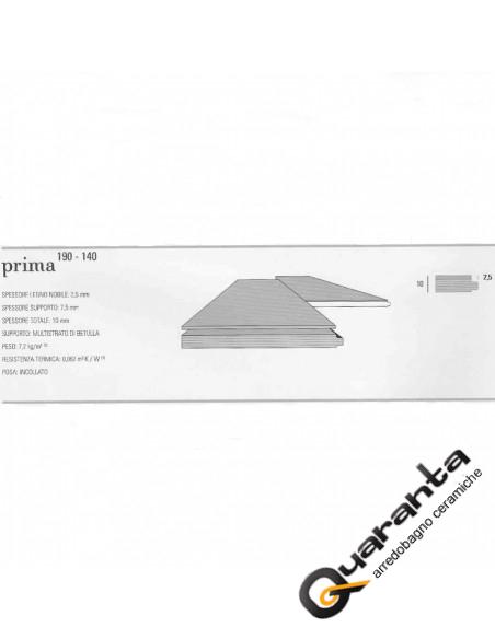PRIMA 140 NATURPLUS2 COUNTRY LISTONE GIORDANO ROVERE NATURALE PURO