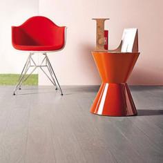 "Prefinished parquet Oak Michelangelo cemento ""listone 140 naturplus2 fibramix"" Listone Giordano"
