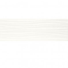 COVER MARAZZI ABSOLUTE WHITE TWIST 3D SAT 25X76