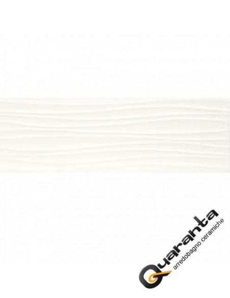 Marazzi Absolute White Struttura Twist 3D Sat 25x76