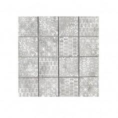 Marazzi Chalk Mosaic Texture Butter/Smoke/Grey 30x30