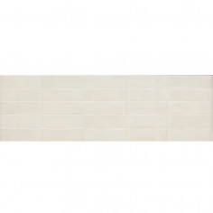 Marazzi Chalk Butter Structure Brick 3D 25x76