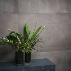 PAVIMENTO MARAZZI POWDER GRAPHITE RT 75X75