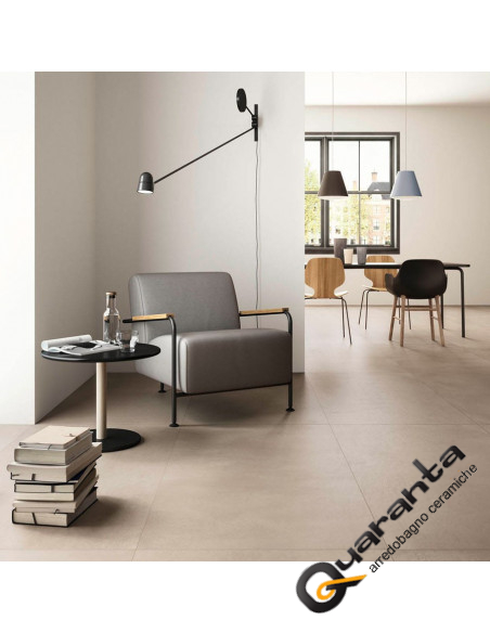 BATTISCOPA MARAZZI POWDER SAND 7X75