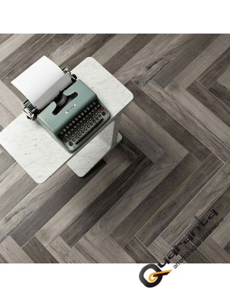 BATTISCOPA MARAZZI TREVERKFUSION GREY 5X70