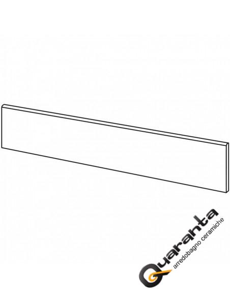 BATTISCOPA MARAZZI PLASTER TAUPE 7X60