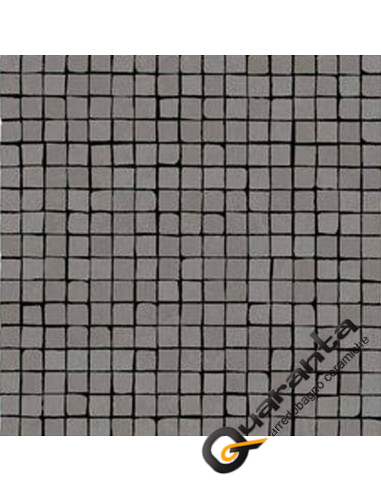 MOSAICO MARAZZI PLASTER ANTHRACITE 30X30
