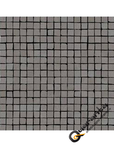 Marazzi Plaster Anthracite Mosaico 30x30