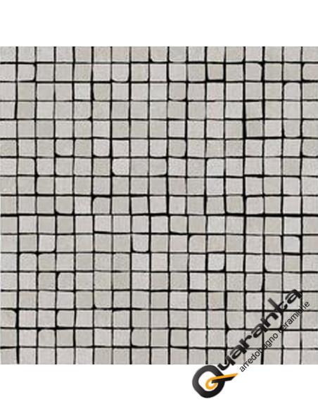 Marazzi Plaster Grey Mosaico 30x30