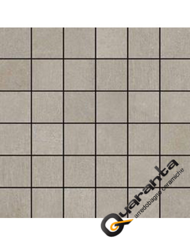 MOSAICO MARAZZI PLASTER TAUPE QUADRONI 30X30