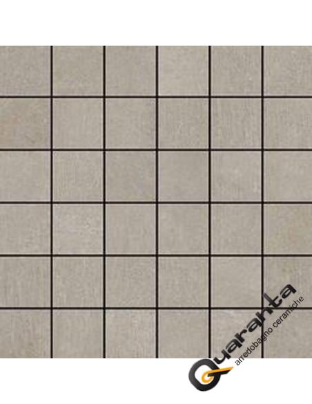 Marazzi Plaster Taupe Mosaico quadroni 30x30