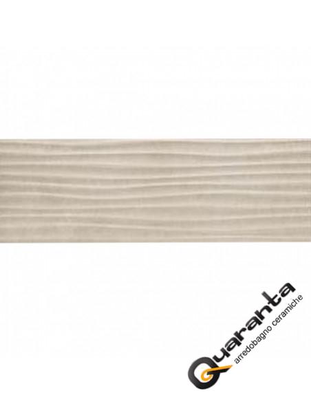 Marazzi Stone Art Taupe Struttura Move 3D rettificato 40x120