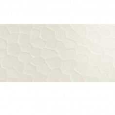 Marazzi Color Code Ivory Structure Deco 3D Satin rectified 30x60