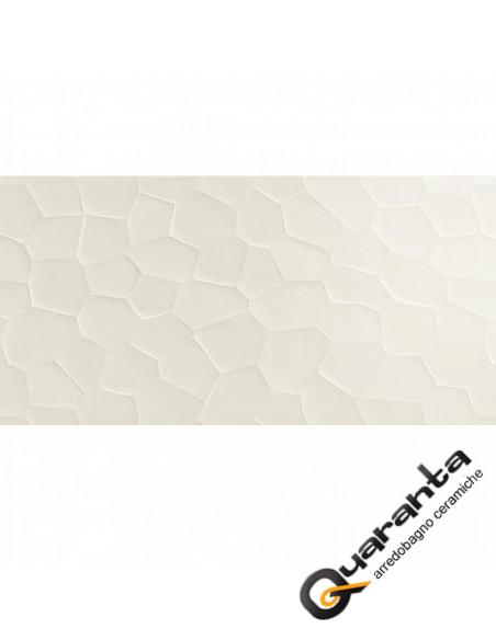 Marazzi Color Code Avorio Struttura Deco 3D Sat rettificato 30x60