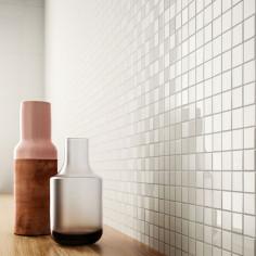 Marazzi Color Code Mosaic White 30x30