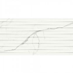 Marazzi Elegance Statuario Structure Drape 3D rectified 30x60