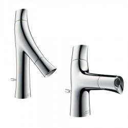 Hansgrohe kit Starck Organic miscelatore lavabo e bidet due maniglie