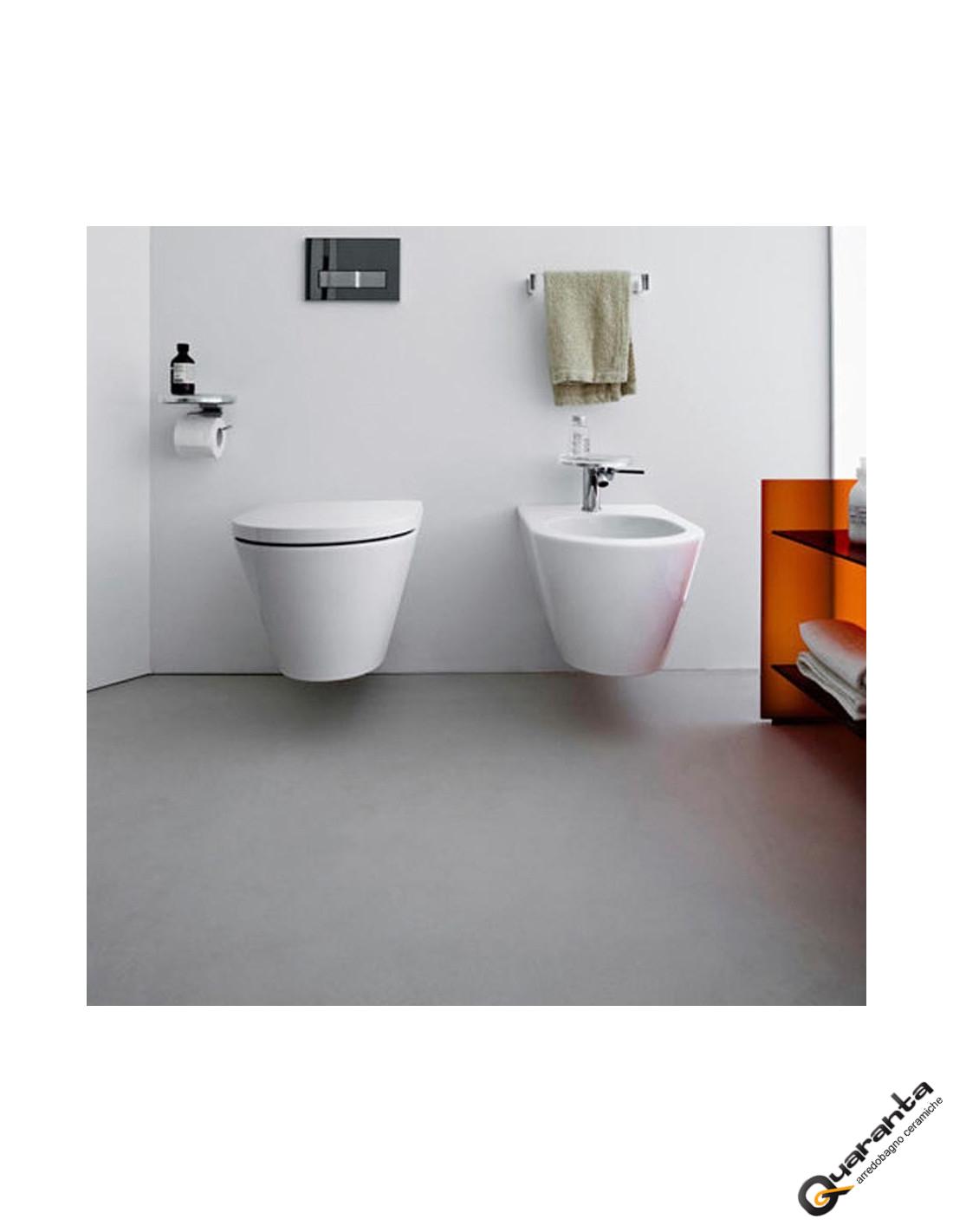 Laufen kartell sanitari sospesi quaranta ceramiche - Kartell accessori bagno ...