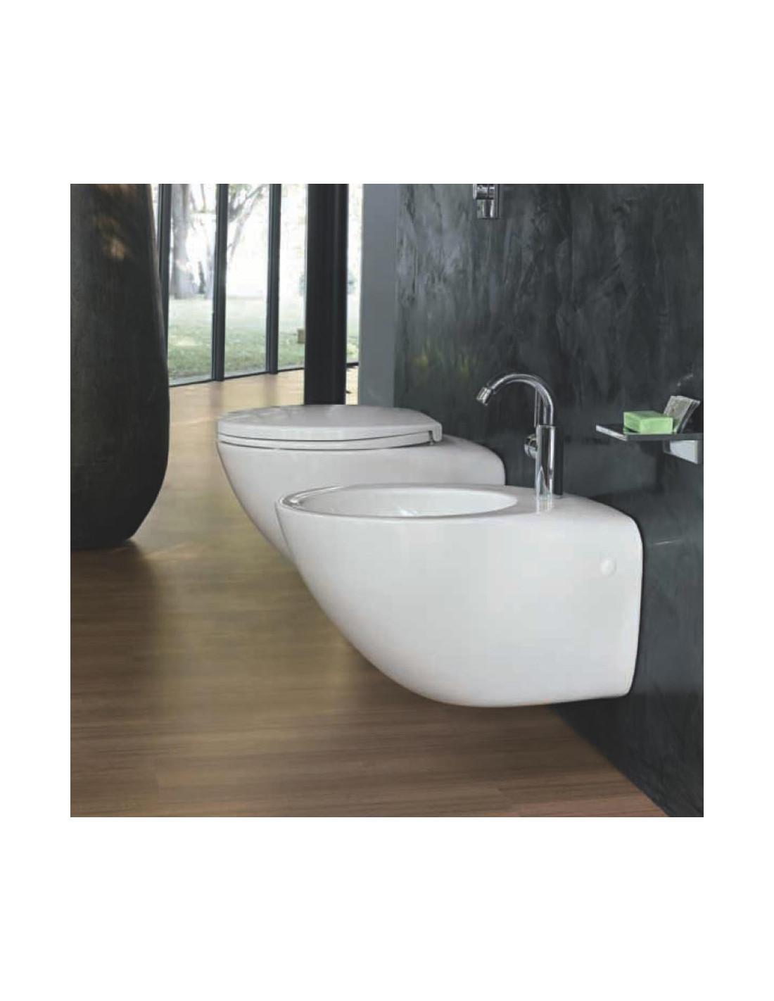 Sanitari quaranta ceramiche pozzi ginori vaso bidet e coprivaso - Richard ginori sanitari bagno ...