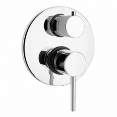 Paini Cox 2 way shower mixer with diverter