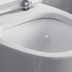 Ideal Standard Dea vaso sospeso AquaBlade e coprivaso rallentato BIANCO MATT