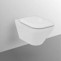 Ideal Standard Tonic II vaso sospeso AquaBlade e coprivaso rallentato