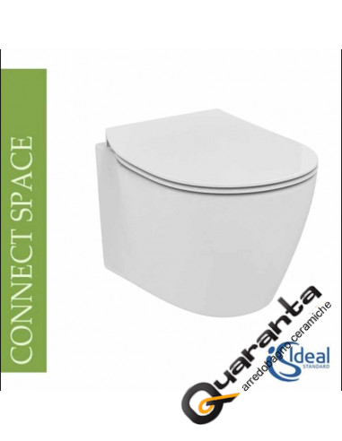 Ideal Standard Vaso Connect.Ideal Standard Connect Space Vaso Connect Space Quaranta Ceramiche