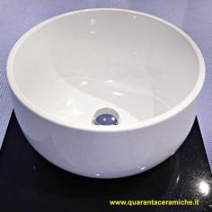 Flaminia Saltodacqua lavabo da appoggio cm 42