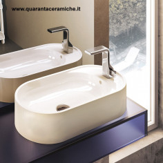 Flaminia Pass Oval Counter Top Basin 600 mm