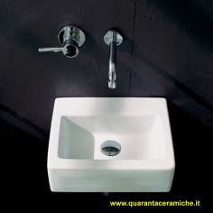 Flaminia Acquababy Counter Top or Wall hung Basin 385 mm