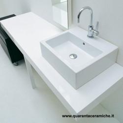 Flaminia Acquagrande Counter Top or Wall hung Basin 600 mm