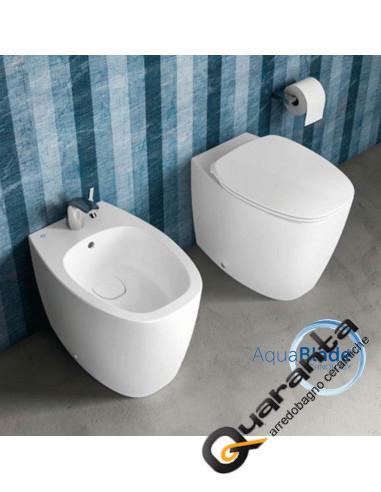 Ideal standard dea sanitari filo muro quaranta ceramiche srl - Sanitari filo parete prezzi ...