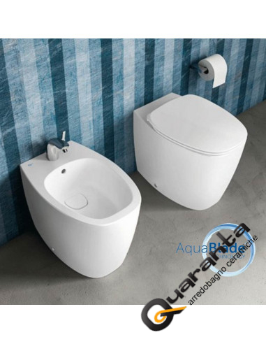 Ceramica Ideal Standard Sanitari.Ideal Standard Dea Sanitari Filo Muro Quaranta Ceramiche Srl