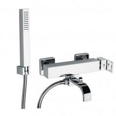 Paini DaxR miscelatore vasca esterno con doccia
