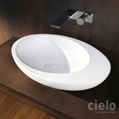 Cielo Le Giare Countertop Basin 600 mm