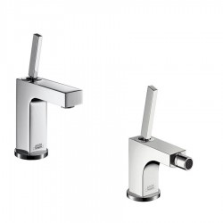 Hansgrohe Axor Citterio single lever basin and bidet taps