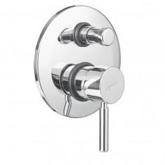 Bugnatese Kobuk 2 ways shower mixer with diverter