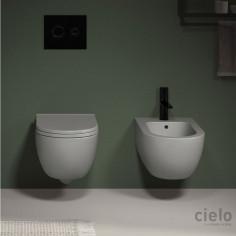 Cielo Enjoy sanitari sospesi arenaria vaso keepclean