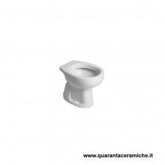 Ceramica Flaminia App kit sospeso vaso Go clean, bidet e coprivaso rallentato