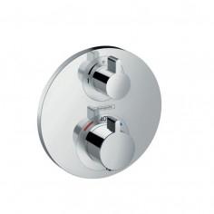Hansgrohe Ecostat S set esterno termostatico incasso/deviatore con arresto
