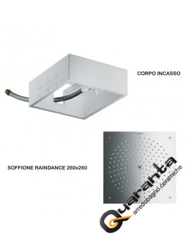 quaranta-ceramiche-soffione-doccia-corpo incasso-Raindance